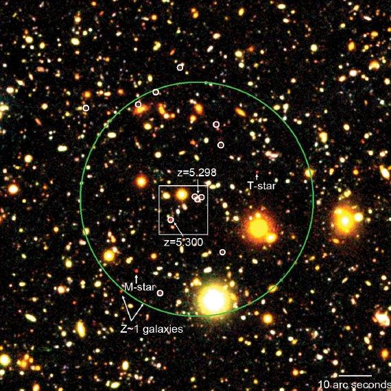 снимки других галактик